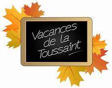Vacances scolaires de la toussaint judo a3m mitry mory - Les vacances de la toussaint 2020 ...